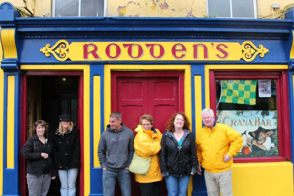 Rodden's Bar in Buncrana, Ireland- Real Life Recess