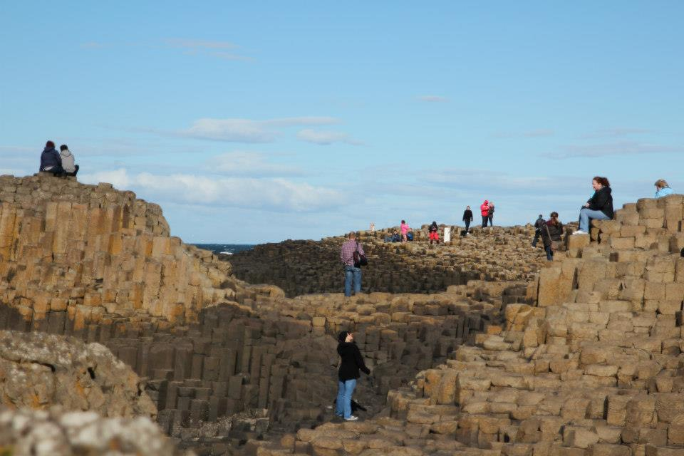 Giant's Causeway, Ireland- Real Life Recess