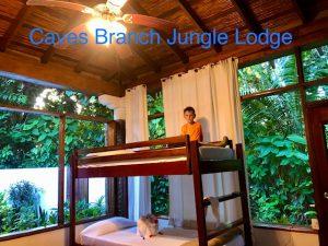 caves branch jungle resort belize