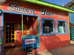 sunova beach gift shop Tipsy Strip