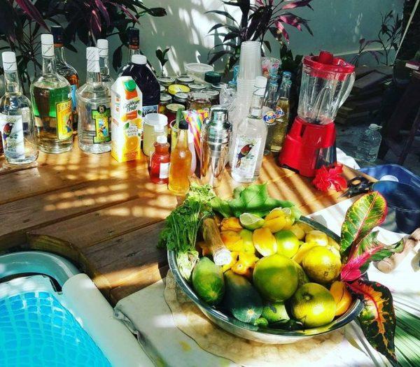 Belizean Barterder Ingredients- Real Life Recess
