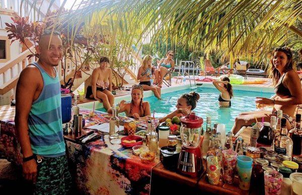 Taste of Belize Peter- Real Life Recess