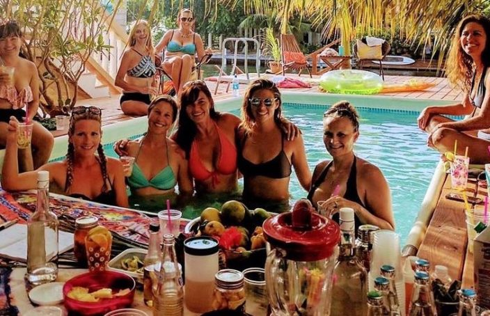 Belizean Bartender Workshop Ladies- Real Life Recess