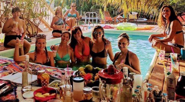 Belizean Bartender Workshop Ladies- Real Life Recess