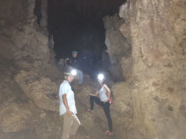 the Sleeping Giant ceremonial cave is a Belize rainforest adventure
