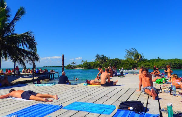 Caye Caulker Split- Real Life Recess