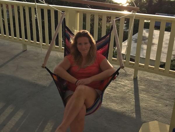 Costa Maya rooftop hammock- Real Life Recess