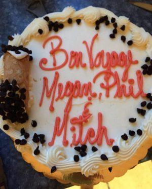 Good bye cake