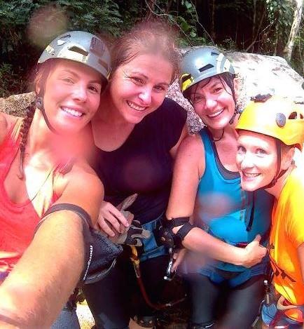 Group photo falls- Real Life Recess