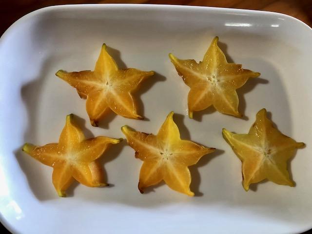 starfruit grown in Belize