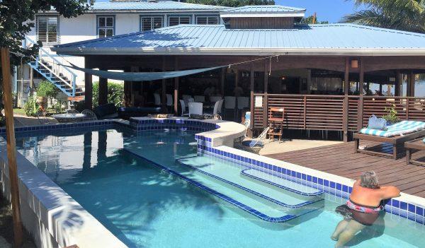 Maya Beach Hotel Pool Real Life Recess