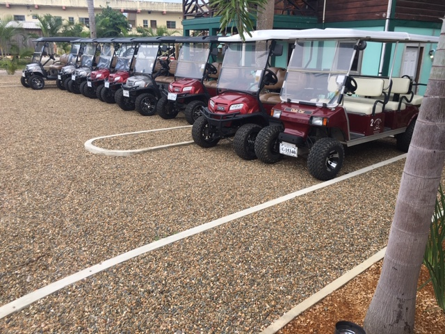 captain jak's golf carts for rent