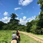 trip to banana bank lodge and horseback in cayo belize real life recess