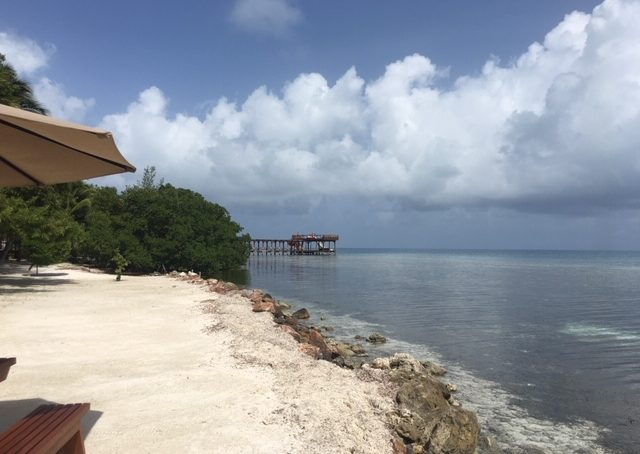 ray caye belize private island vacation