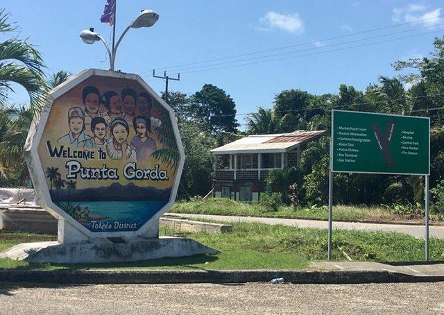 punta gorda town in southern belize