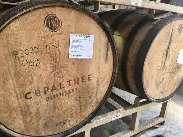 copalli rested rum at copal tree lodge, Belize