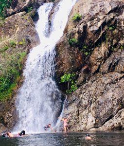 best waterfalls in belize