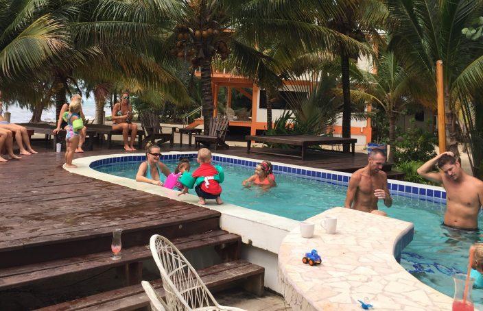 Pool Fun Maya Beach Hotel Real Life Recess