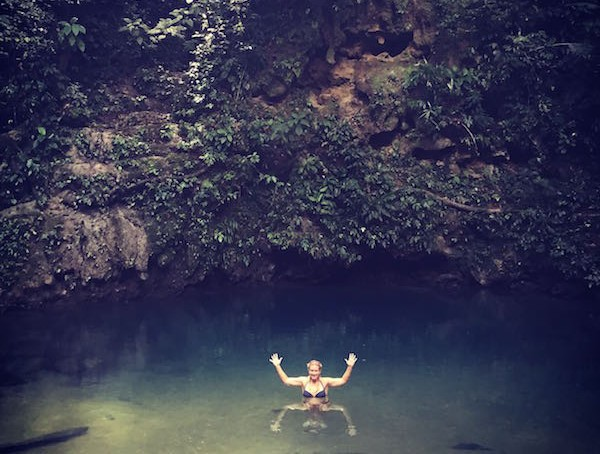 St Hermans Blue Hole Belize- Real Life Recess