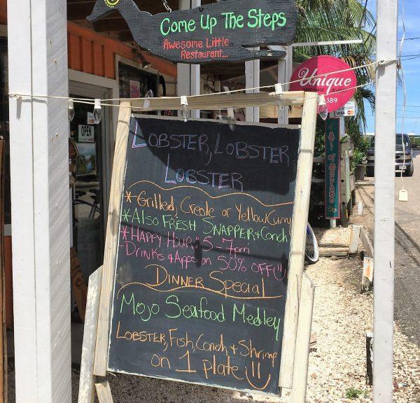 Mojo's Lobster Specials Real Life Recess