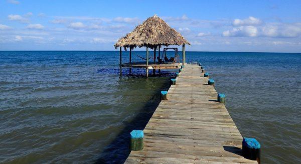 Maya Beach Hotel Dock Real Life Recess