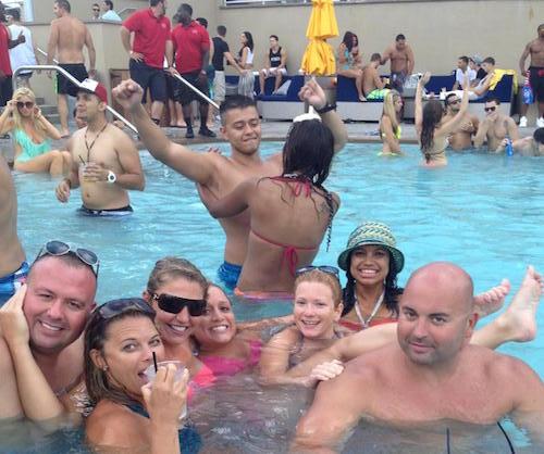 Revel Beach Club - Real Life Recess