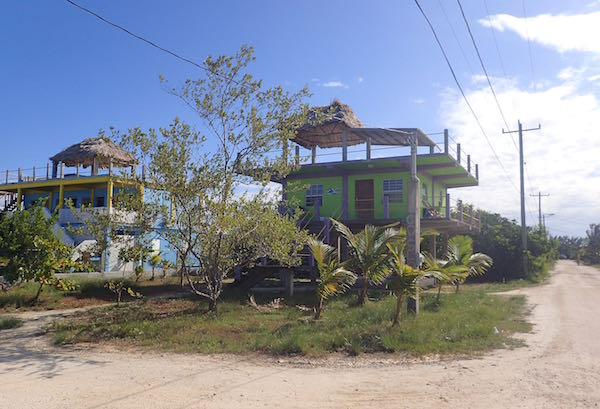 Caye Caulker homes 1- Real Life Recess
