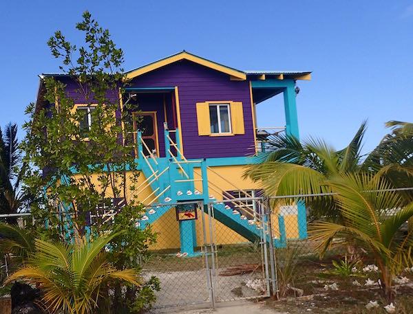 Caye Caulker houses 2 - Rea;l Life Recess