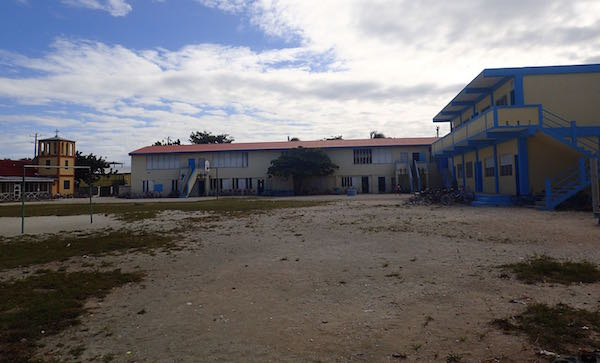 Caye Caulker school- Real Life Recess