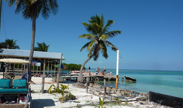 Lazy Lizard and the Split at Caye Caulker- Real Life Recess