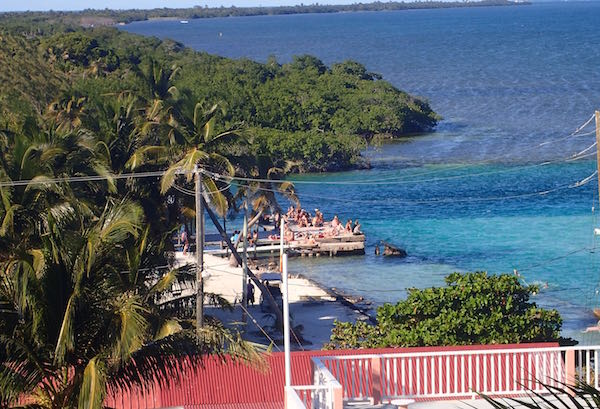 The Split from the rooftop of Costa Maya- Real Life Recess
